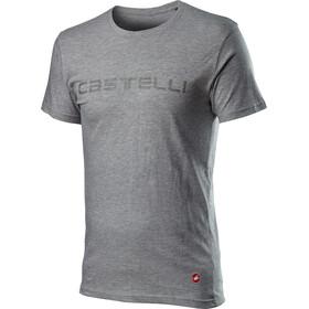 Castelli Sprinter Tee Men, szary